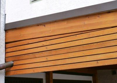 Carport-Holzausfuehrung